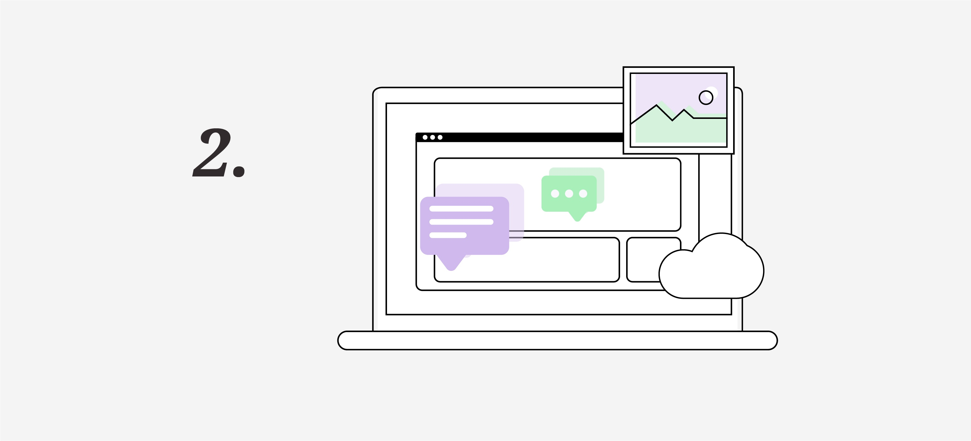 Elementos landing page, desarrollo y diseño web